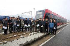 Journalists from MOLIT visit Osong test site  이미지